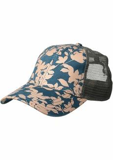 O'Neill Women's Abyss Washed Twill Baseball Hat