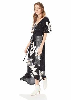 O'Neill Women's Alamante Wrap Dress  S