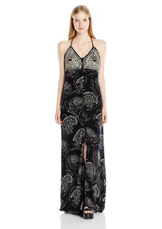 O'Neill Junior's Anissa Pritned Maxi Dress  L