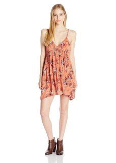 O'Neill Junior's Anja Printed Woven Dress  L