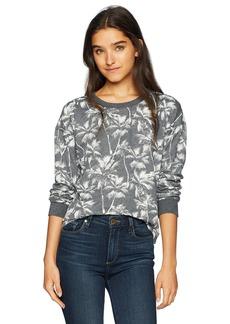 O'Neill Women's Awaken Palm Pullover Fleece  S