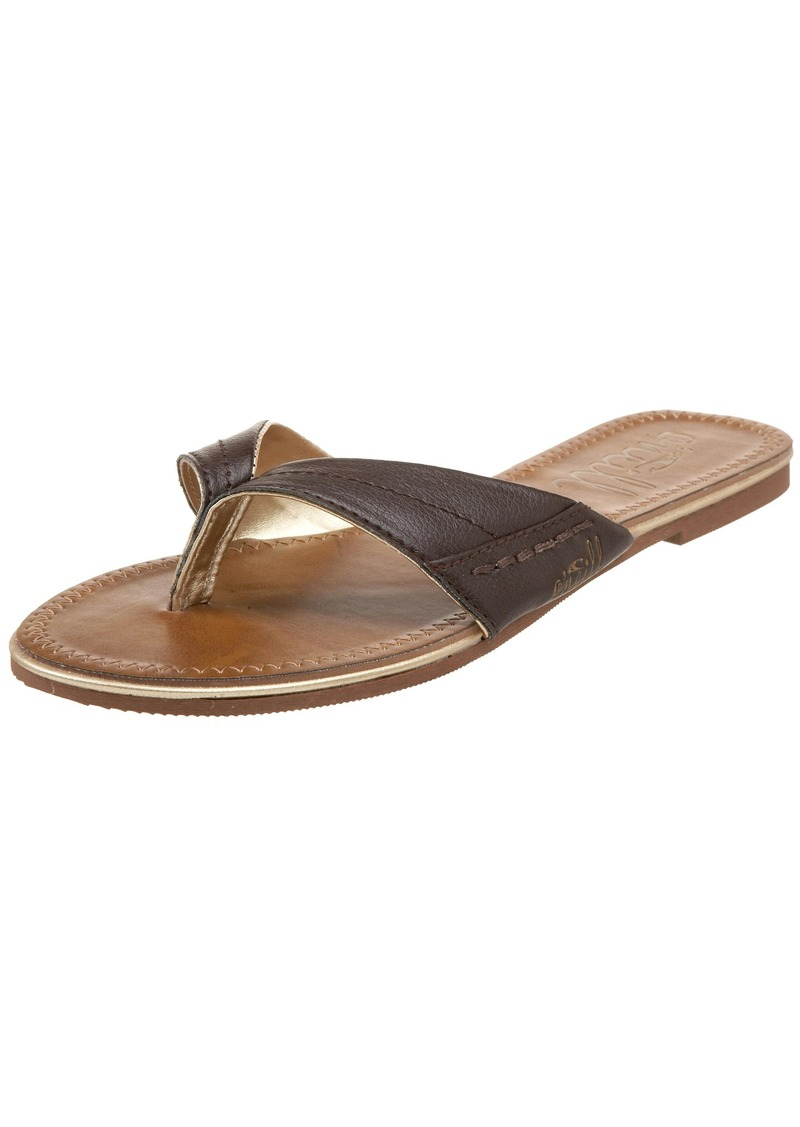 O'NEILL Women's Bellows Fashion Sandal M US