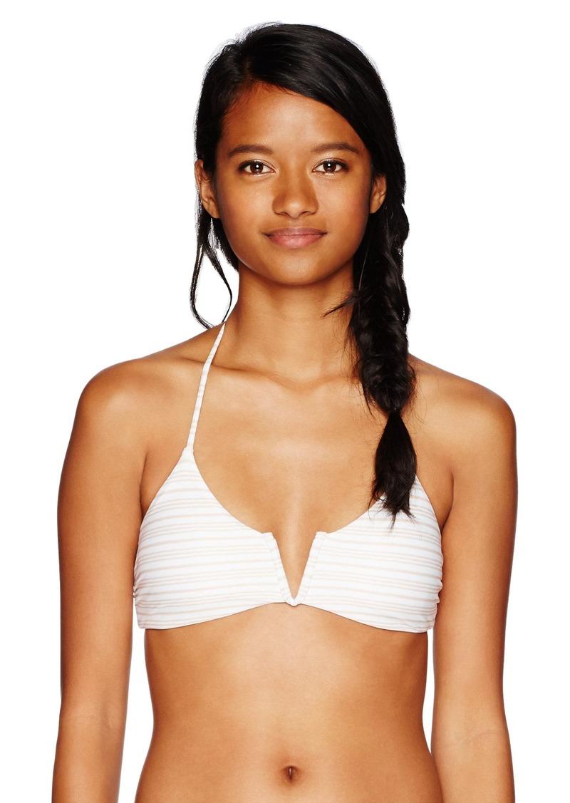 O'Neill Women's Bodega Halter Bikini Top  M