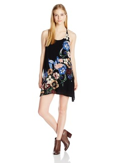 O'Neill Junior's Brenna Woven Floral Dress  M