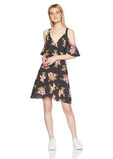 O'Neill Women's Cecelia Cold Shoulder Dress  L
