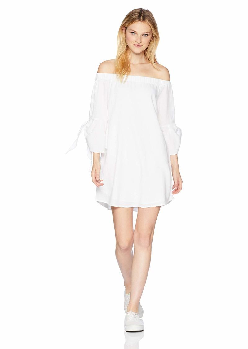 O'Neill Women's Clady Off The Shoulder Dress  XL