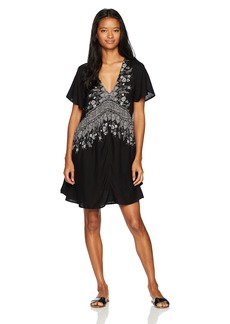 O'Neill Women's Clovis Woven Dress  L