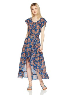 O'NEILL Women's Constance Woven Maxi Dress  L