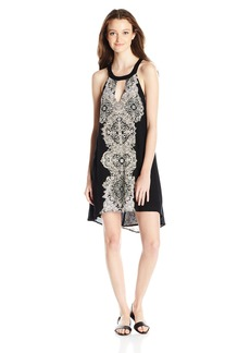 O'Neill Junior's Deanna Printed Gauze Dress