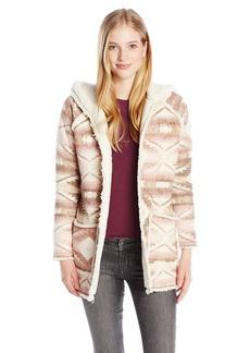 O'Neill Junior's Desperado Printed Sherpa Fleece Jacket  M