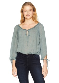 O'Neill Women's Elisha Knit Long Sleeve Top  L