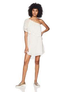 O'Neill Women's Eryn One Shoulder Dress  L