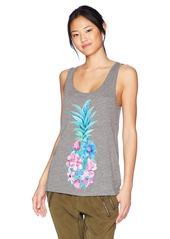 O'Neill Women's Flower Pop Screen Print Tank  XL