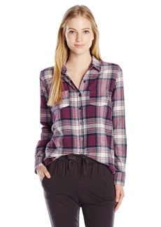 O'Neill Women's Freestyle Plaid Shirt  L