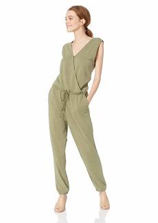 O'NEILL Women's Gemini Knit Wrap Front Jumpsuit  M