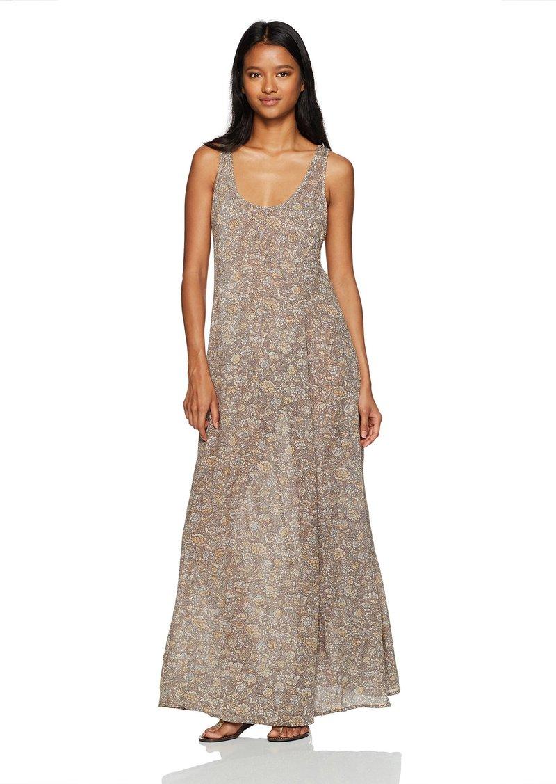 O'NEILL Women's Grace Cover Up Dress Grey L