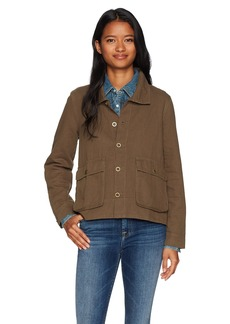 O'Neill Women's Grady Patch Pocket Jacket  S