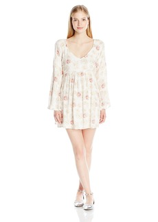 O'Neill Junior's Hallie Bell Sleeves Dress  L