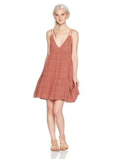 O'Neill Women's Harlyn Woven Tank Dress  L