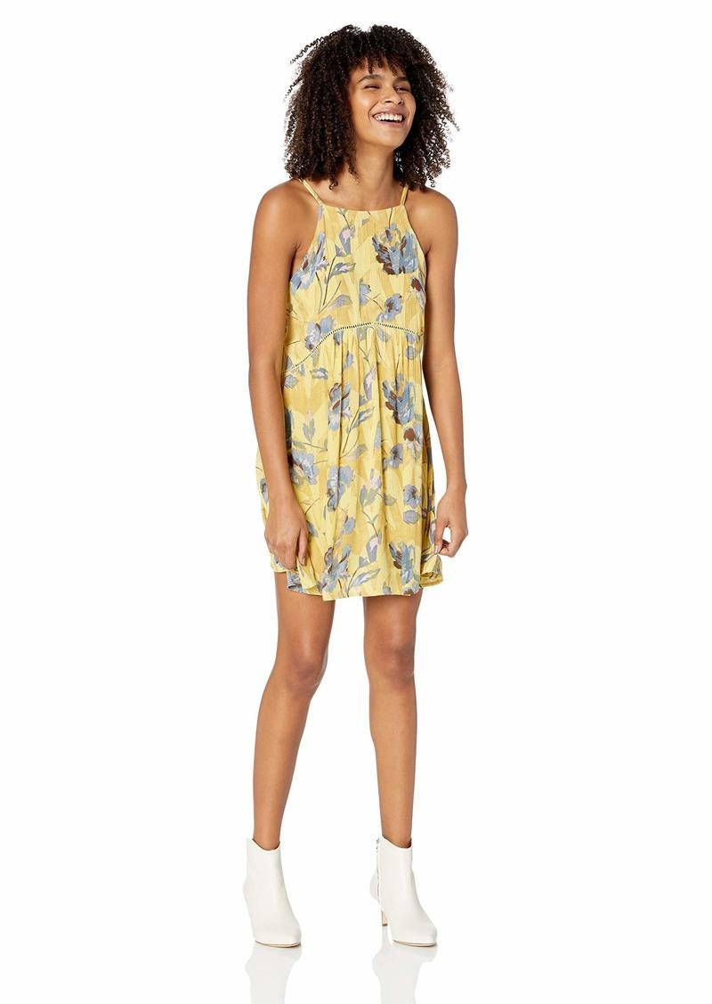 O'NEILL Women's Henna Woven Tank Dress  L