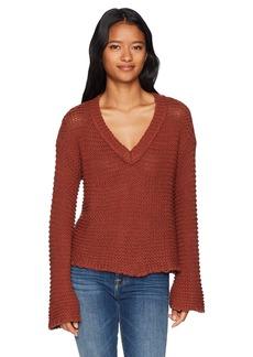 O'Neill Women's Hillary V Neck Sweater  S