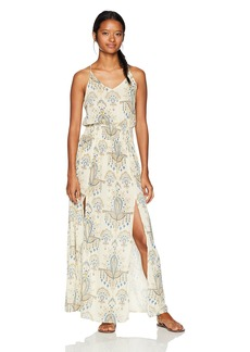 O'Neill Women's Hope Printed Maxi Dress  L