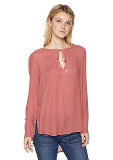O'NEILL Women's Houston Woven Top  L