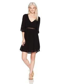 O'Neill Women's Jessika Lace Trim Dress  M
