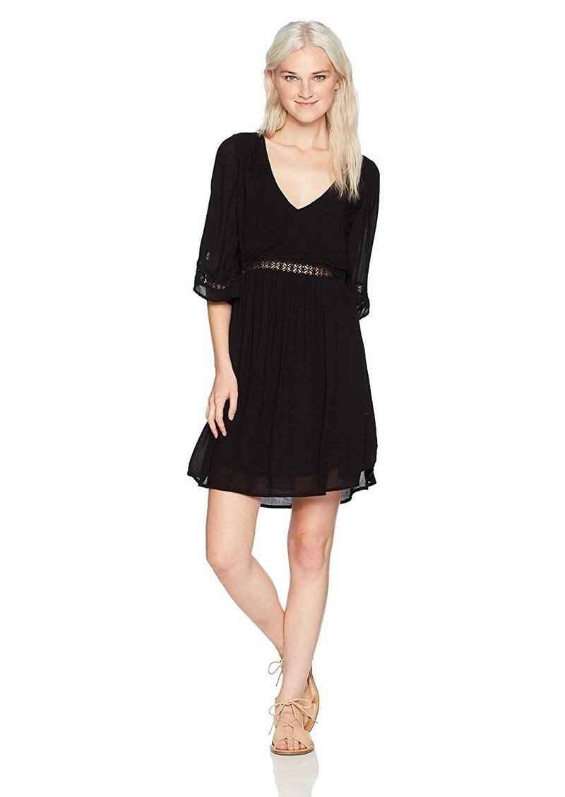 O'NEILL Women's Jessika Lace Trim Dress  XS