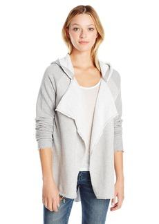 O'Neill Juniors Sand Bar Stripe Hoodie Sweater