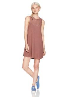 O'Neill Women's Juno Sweater Tank Dress  L