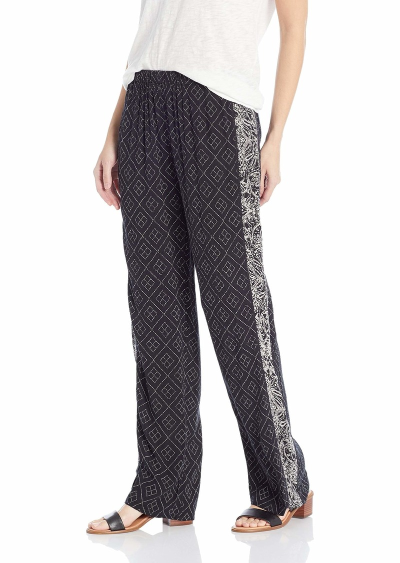 O'Neill Women's Kasey Printed Woven Pant  S