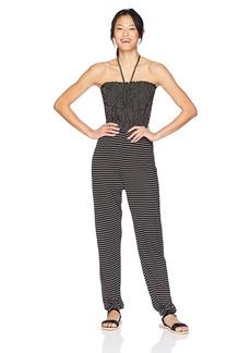 O'NEILL Women's Linque Knit Jumpsuit  L