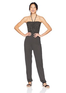 O'Neill Women's Linque Knit Jumpsuit  XS