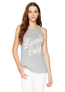 O'Neill Women's Locals Graphic Print Tank  M