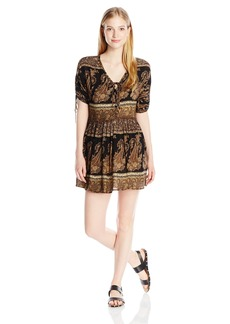 O'Neill Junior's Lottie Printed Woven Dress  XS