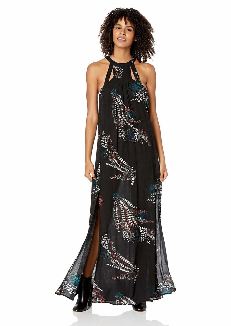 O'NEILL Women's Luka Woven Maxi Dress  XS