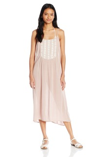 O'Neill Women's Lulu Maxi Cover up Dress  M