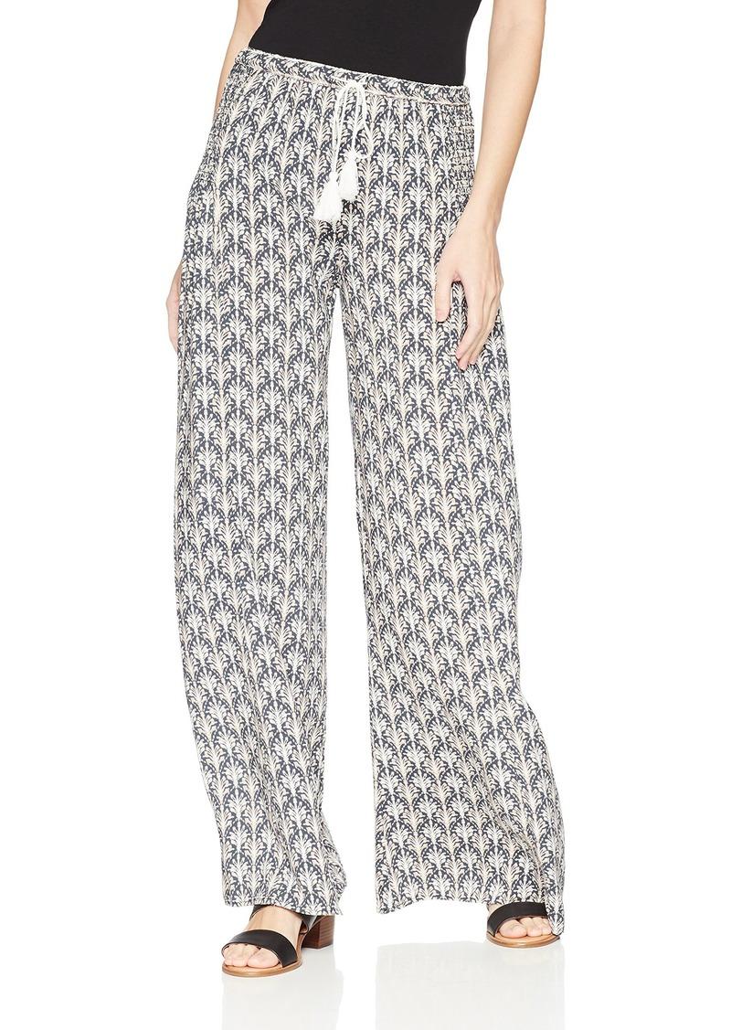 O'Neill Women's Madalyn Printed Drawstring Pant  S