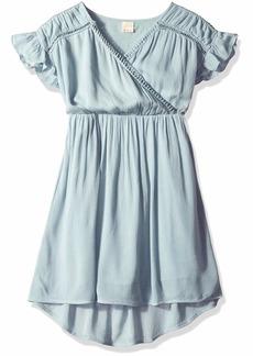 O'NEILL Women's Maya Woven Dress with Hi Lo Hem  M