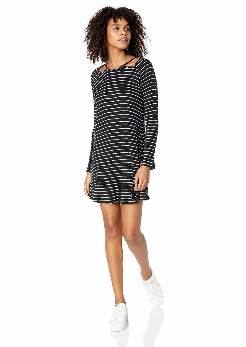 O'NEILL Women's Millia Knit Long Sleeve Dress  S
