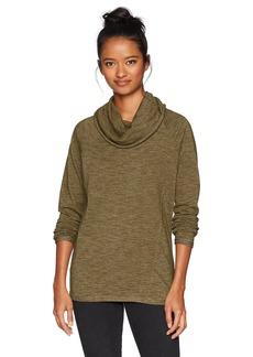 O'Neill Women's Moss Cowell Neck Pullover Sweatshirt  L