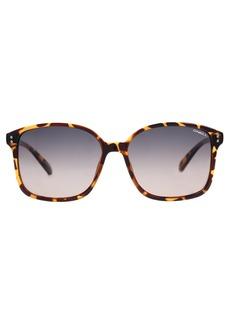 O'Neill Women's Praia 112p Gloss Blonde Polarized Sunglasses Square