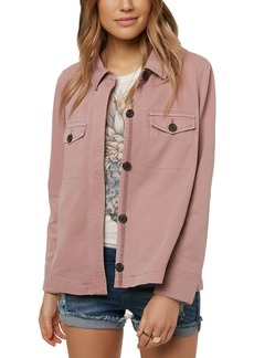 O'NEILL Women's Ripley Cotton Twill Jacket  M