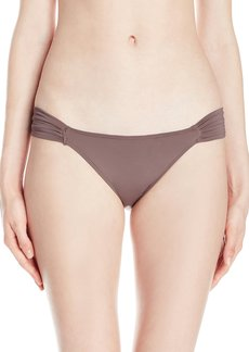 O'Neill Women's Salt Water Solids Tab Side Swimwear  S