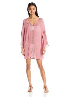 O'Neill Women's Sirena Cover up Dress Lilac/LLC L