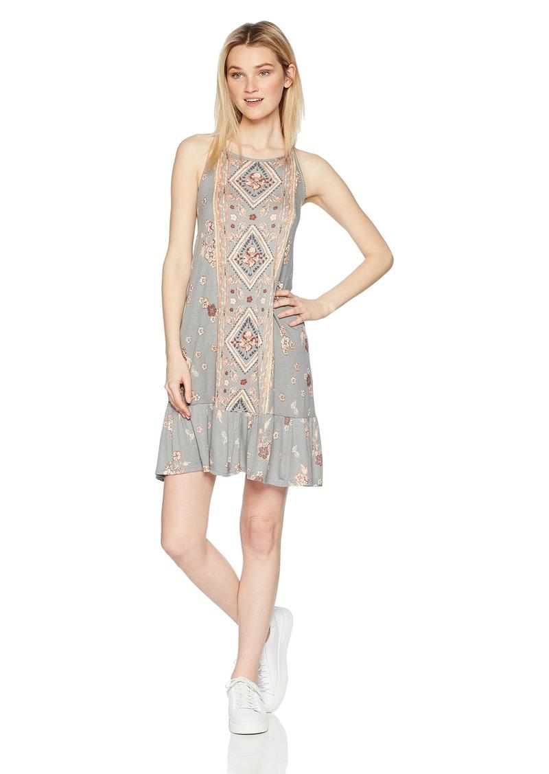 O'NEILL Women's Sonoma Printed Knit Dress  XL