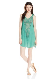 O'Neill Women's Sophie Cover up Dress  XL