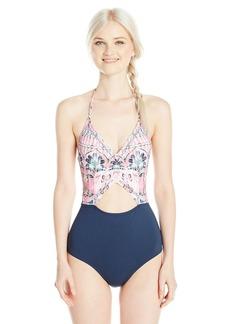 O'Neill Women's Starlis One Piece Swimsuit  L