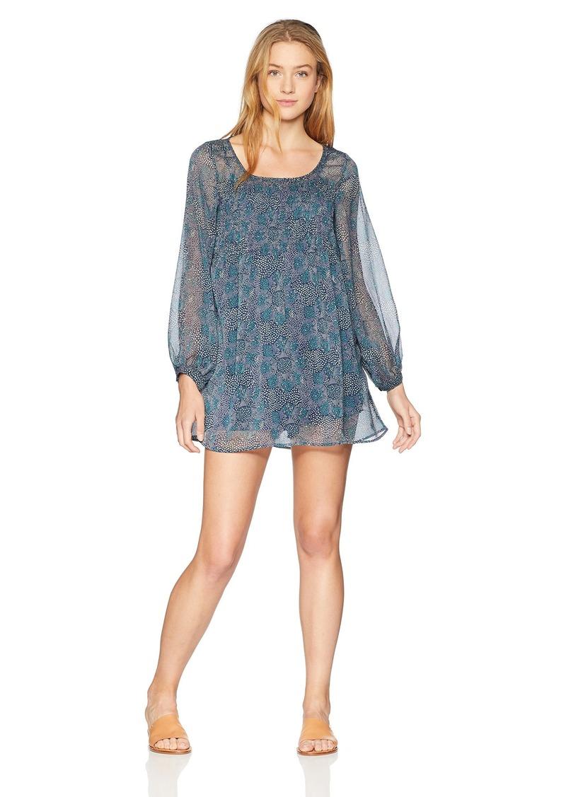 O'NEILL Women's Summerland Long Sleeve Dress  M